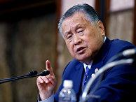 Экс-премьер Японии Ёсиро Мори