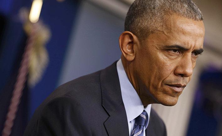 Названа причина звонка Обамы Путину по«красной линии»
