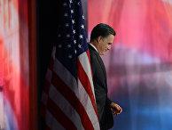 Американский политик Митт Ромни