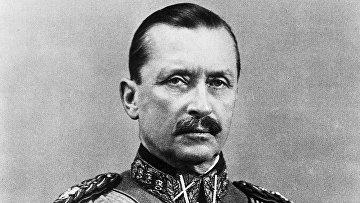 Финский маршал Карл Густав Маннергейм