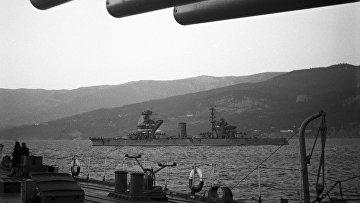 Гвардейский линейный корабль «Севастополь»