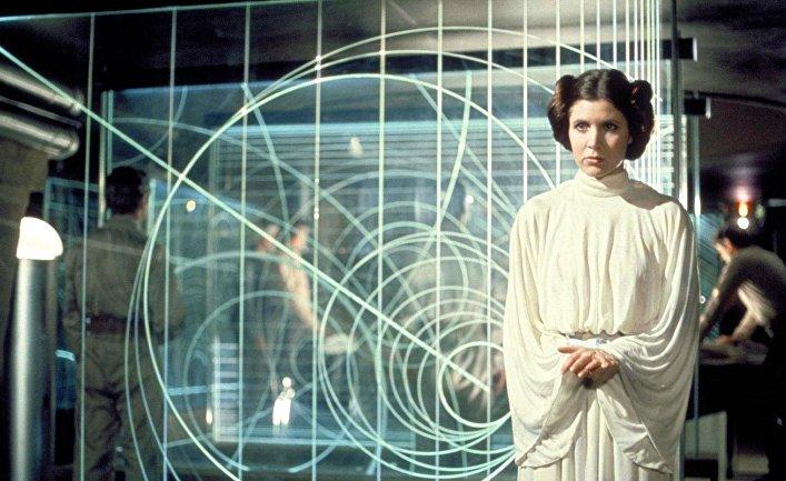 Новости Звездных Войн (Star Wars news): Забудьте про золотое бикини. Для людей с психическими расстройствами Кэрри Фишер была королевой. #RIPCarrieFisher