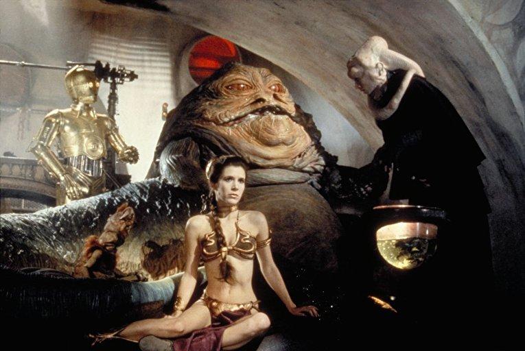 Кадр из фильма «Звёздные войны: Эпизод VI – Возвращение Джедая»