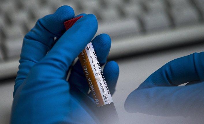 Лаборатория по тестированию на допинг