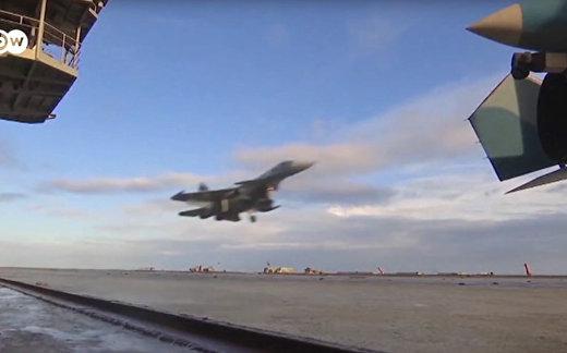 «Адмирал Кузнецов» уходит из Сирии