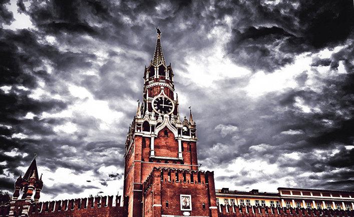 Буря над Кремлем