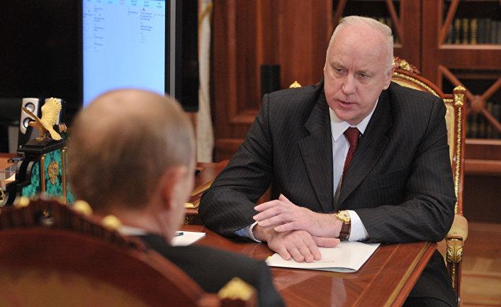 Вашингтон включил руководителя Следкома Бастрыкина в«список Магнитского»
