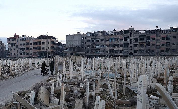 Гибридная война, которая не позволит сделать из Сирии вторую Ливию