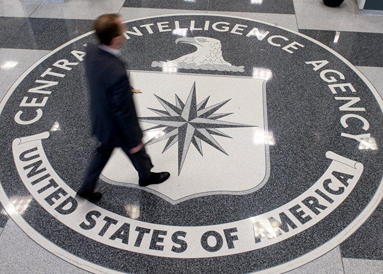 Здание ЦРУ в Вирджинии
