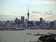 Окленд в Новой Зеландии