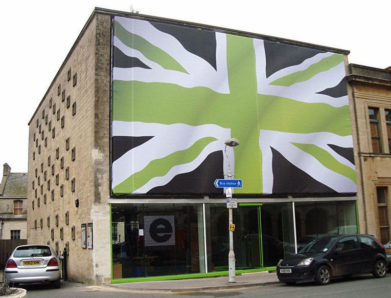Флаг Ecotricity