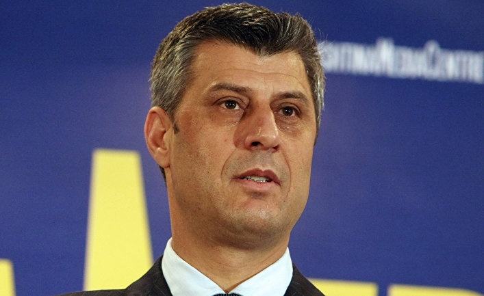 Сербия сообщила оготовности направить войска вКосово