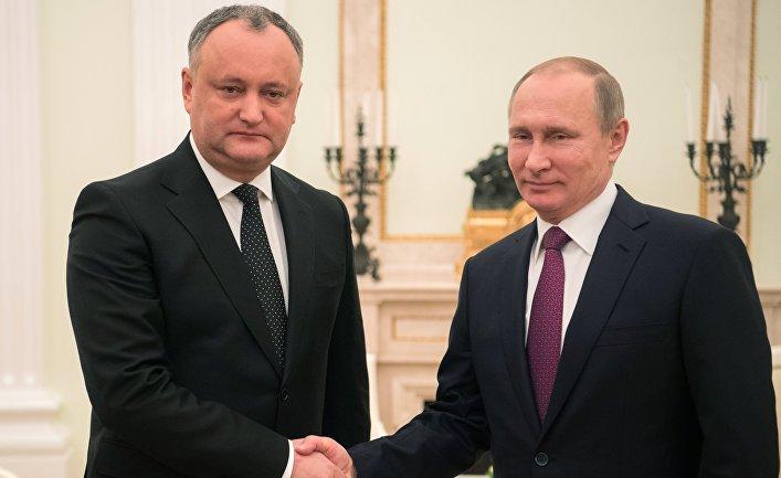 Президент Молдовы запустил процесс получения страной статуса наблюдающего вЕАЭС