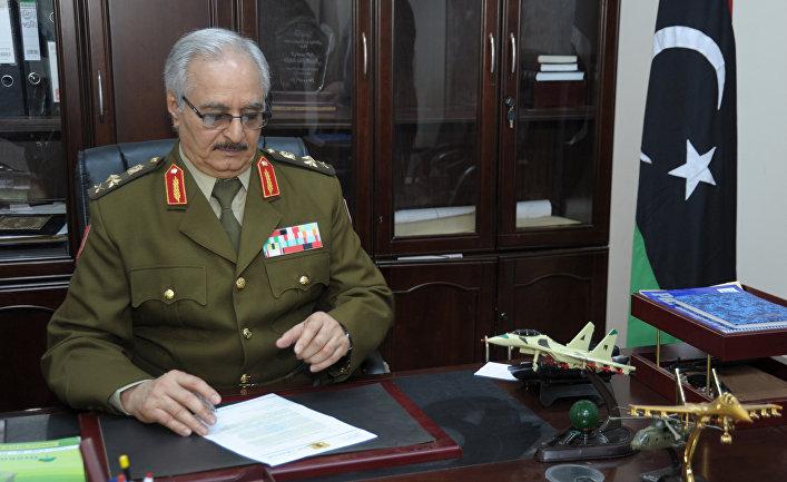 Пентагон озаботился воздействием Российской Федерации наЛивию