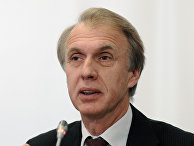 Бывший министр иностранных дел Украины Владимир Огрызко