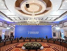 Переговоры между боевиками оппозиции и представителями правительства Башара Асада в Астане