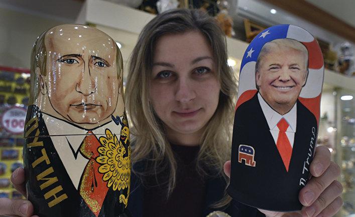 Трамп будет добиваться «сделки» сРоссией— Белый дом