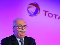 Генеральный директор Total Кристоф де Маржери