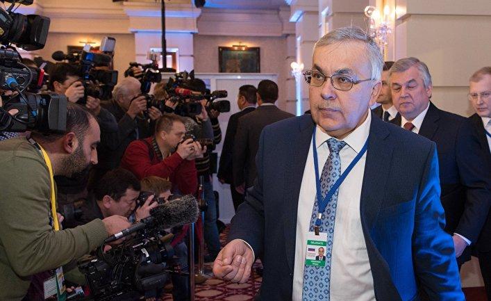 Курдская партия ознакомит Лаврова спроектом сирийской конституции