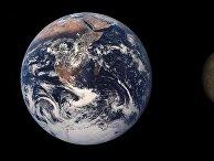 Земля и Меркурий