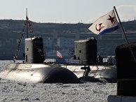 Дизельная подводная лодка «Комсомольск-на-Амуре»