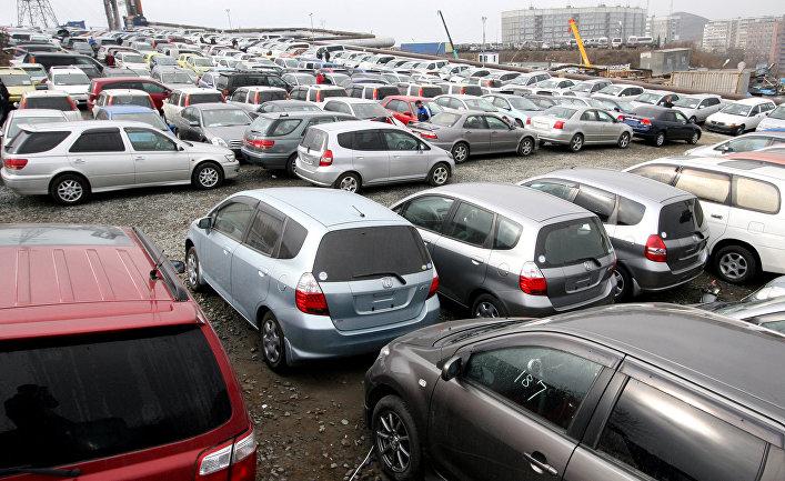 Пограничники неотдают собственникам сотни машин без ЭРА-ГЛОНАСС