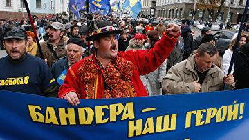 Мероприятия в честь годовщины УПА в Киеве
