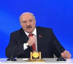 Лукашенко: на кухне у Путина
