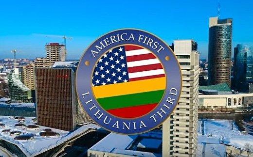 Литва — Трампу: мы развалили СССР!
