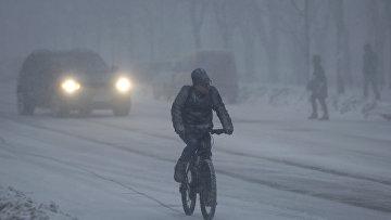 Плохая погода в Киеве