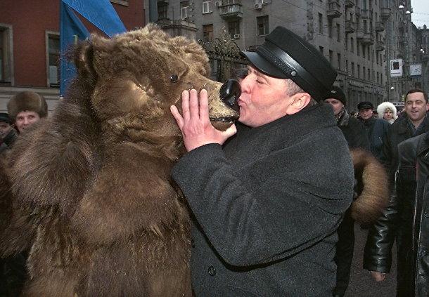 Лидер Либерально-демократической партии Владимир Жириновский