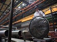 В цехе «ЭТЕРНО» ПАО «Челябинский трубопрокатный завод»