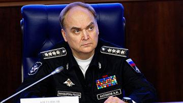 Заместитель министра обороны Российской Федерации Анатолий Антонов