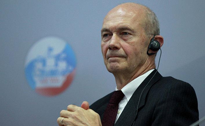 Генеральный директор Всемирной торговой организации Паскаль Лами