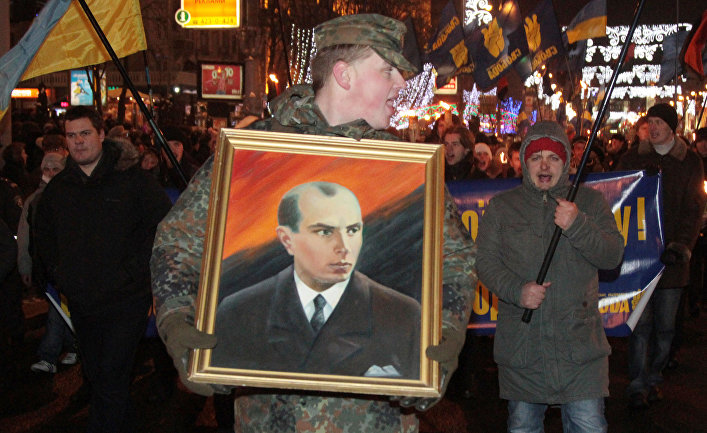 Украине нет культа Бандеры