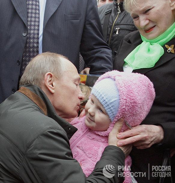 Премьер-министр РФ Владимир Путин, архивное фото