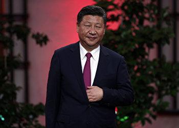 Председатель КНР Си Цзиньпин в Чили