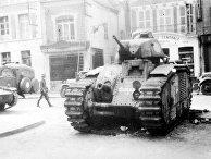 B1, французский тяжелый танк 1930-х годов