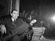 Американский сенатор-республиканец Джозеф Маккарти