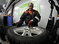 5-летие завода Nokian Tyres и развития сети шинных центров Vianor в России