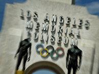 Мемориальный Колизей в Лос-Анджелесе
