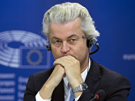 Лидер «Партии свободы» (PVV) Герт Вилдерс