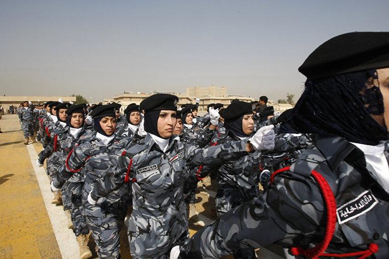 Иракские женщины