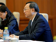Член Госсовета КНР Ян Цзечи