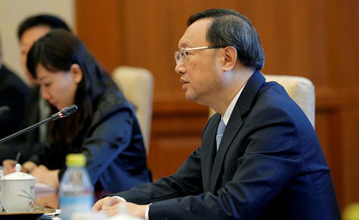 Прошла встреча Дональда Трампа свысокопоставленным китайским дипломатом