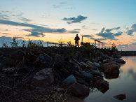 Остров Тайпалсаари в Финляндии