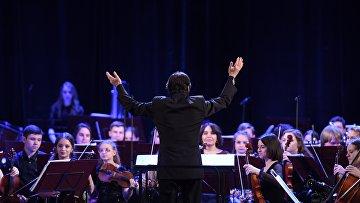 Гала-концерт закрытия 10-го зимнего международного фестиваля искусств Юрия Башмета м
