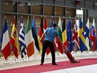 В преддверии саммита ЕС в Брюсселе