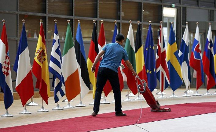 Bloomberg: Разноскоростная Европа может оказаться своеобразным инструментом шантажа