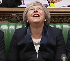 «Дьявольский смех» в британском парламенте